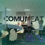 """J'ai testé le yoga au bureau"""