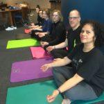 Focus sur … le yoga sur chaise !